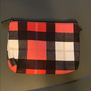 Thirty-One Plaid Pouch
